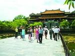 Khách du lịch Thái Lan đến Huế tăng mạnh